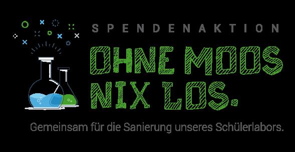 """SPENDENAKTION """"OHNE MOOS NIX LOS"""""""